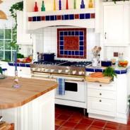 A Bright White Kitchen