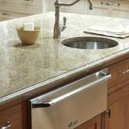 Glossy Granite Countertops